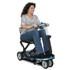 EV Rider Transport Folding Lightweight Travel Mobility Scoot