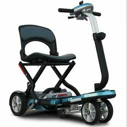 EV Rider Transport Folding Power Mobility Electric Travel Sc