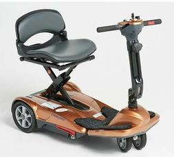 EV Rider Transport Move Manual Folding Mobility Travel Scoot