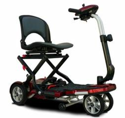 EV Rider Transport Plus Folding Power Mobility Electric Scoo