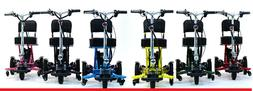 Triaxe Mobility Sport Scooter - Folding, Fun & Portable - Fr