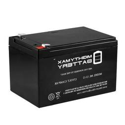 two 12v 12ah batteries for mobility scooters