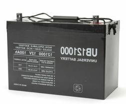 New UB121000 45978 12V 100AH 90AH Battery Scooter Wheelchair