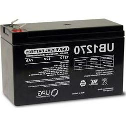 UNIVERSAL POWER GROUP Universal Battery 12V 7AH 1270 /UB1270