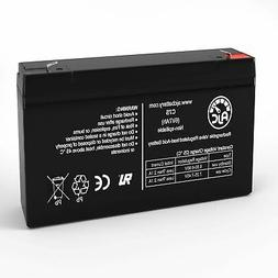 Universal Power Group UB670 6V 7Ah Lawn and Garden Replaceme