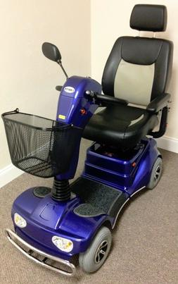 Updated Pioneer 4 Scooter, Merits ,400 lb Cap,HD Power Mobil