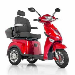 Veloce-Fast, Long Range Lithium Ion Mobility Scooter-- NEW F