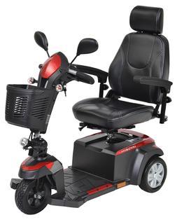 Drive Medical Ventura DLX 3 Wheel Electric Power Mobility Sc