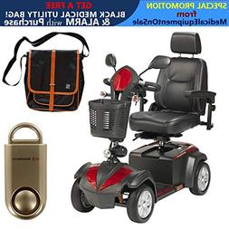 "Ventura Power Mobility Scooter, 4 Wheel, 18"" Captains Seat &"