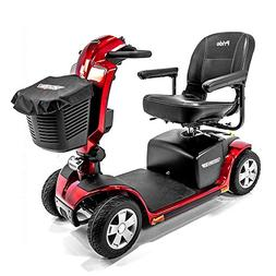 Victory 10.2 Red Pride Mobility 4-Wheel Electric Scooter S71