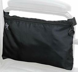 Pembrook Wheelchair Pouch Bag - Black - Great simple accesso