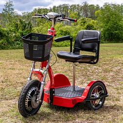 Challenger X Fast Electric Mobility Scooter, Ride Standing-1