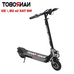 NANROBOT X4 Upgraded 500W Electric Scooter Light Weight Fold