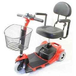 Zip'r Roo 3 Wheel Compact Mobility Scooter Transport Small L