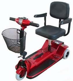 Zip r Xtra 3 Wheel Hybrid Travel Scooter