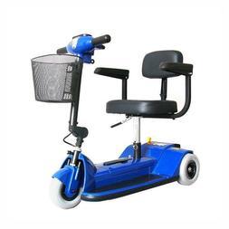 "Zip'r Traveler 3-Wheel Mobility Scooter - 14""W x 12.5""D"
